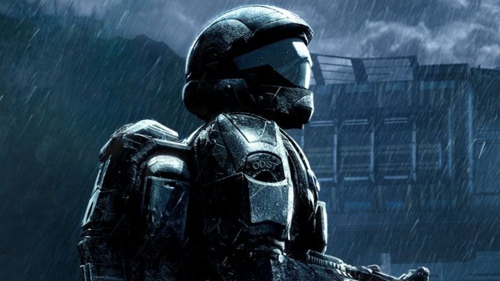 Halo 3: ODST player character