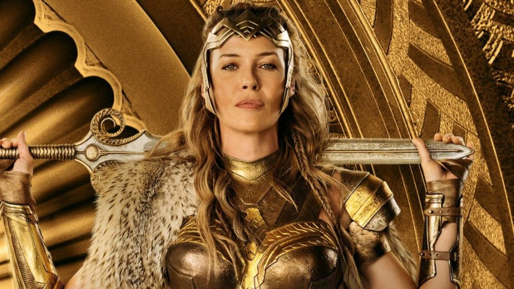Connie Nielsen as Queen Hippolyta in Wonder Woman