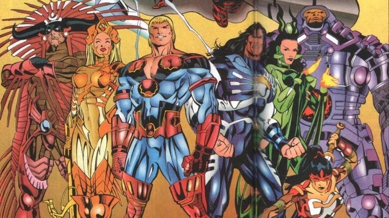Marvel Comics The Eternals