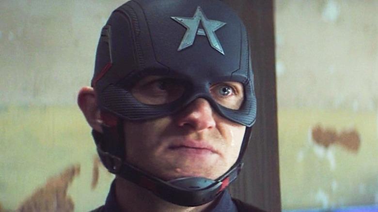 Sebastian Stan Bucky Barnes Falcon and Winter Soldier episode 3