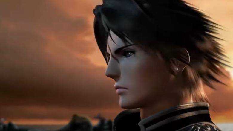 Squall, Final Fantasy 8
