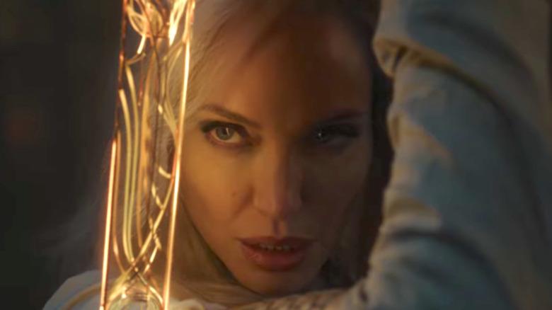 Angelina Jolie in Eternals