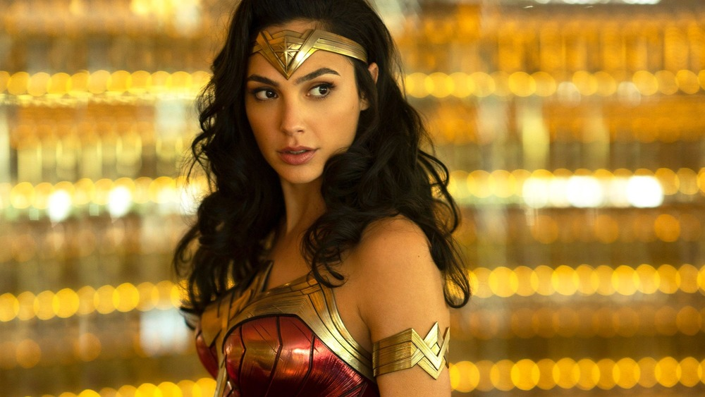 The first Wonder Woman film was supposed to have a different ending