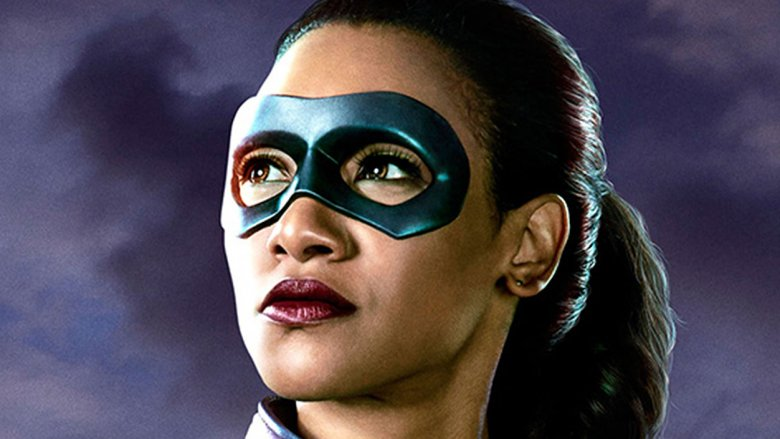 Candace Patton as Iris West in The Flash