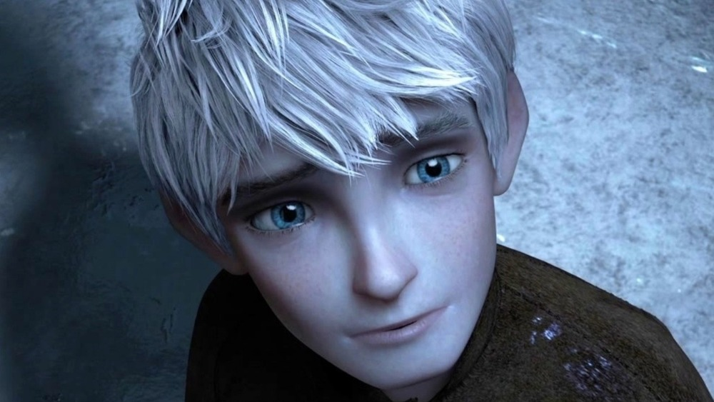 Jack Frost in Rise of the Guardians