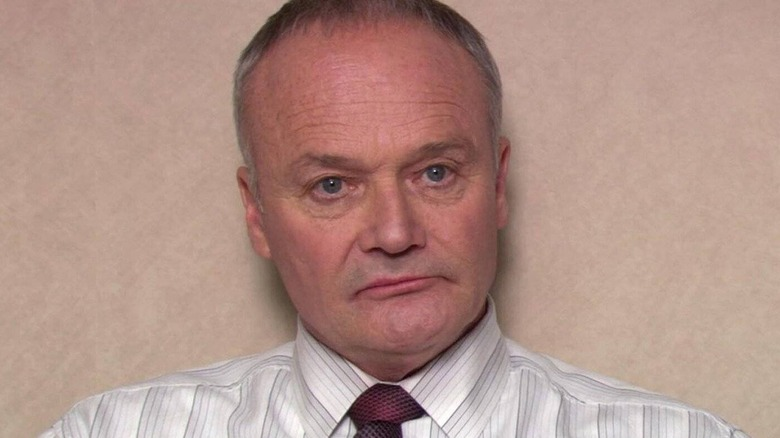 Creed Bratton on The Office
