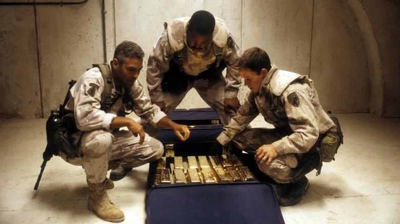 Three Kings war movie