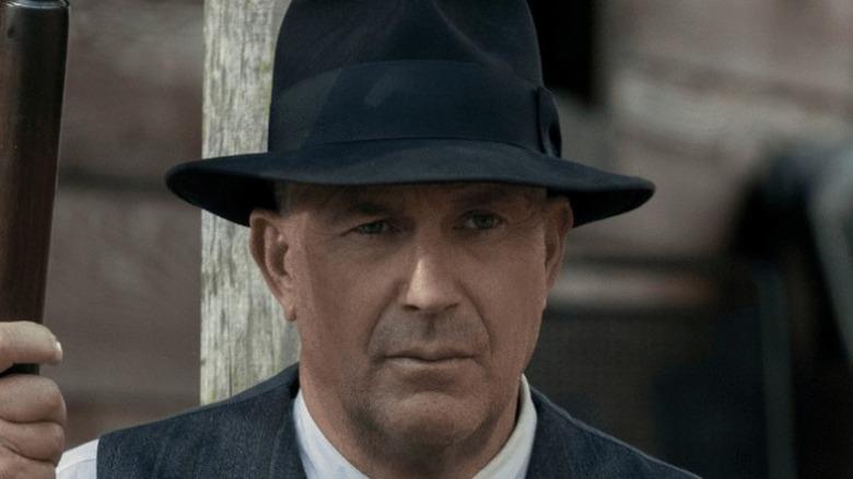 Kevin Costner pondering