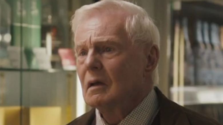 Derek Jacobi on Last Tango in Halifax
