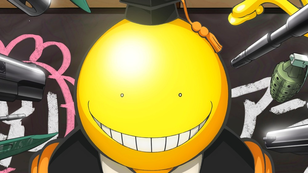 Assassination Classroom Koro-sensei