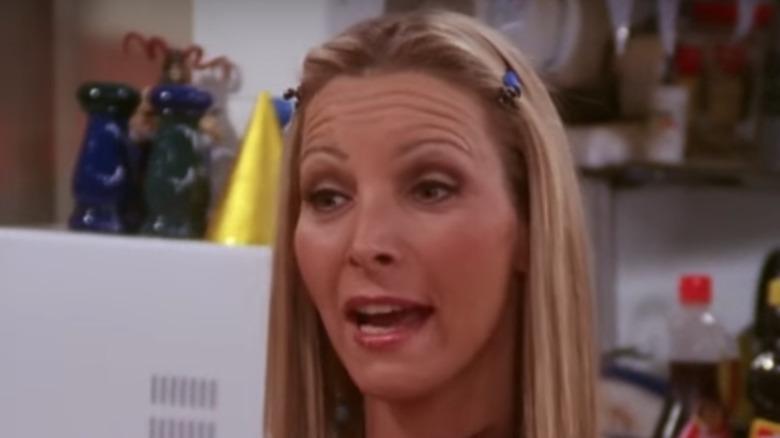 Phoebe Buffay on Friends