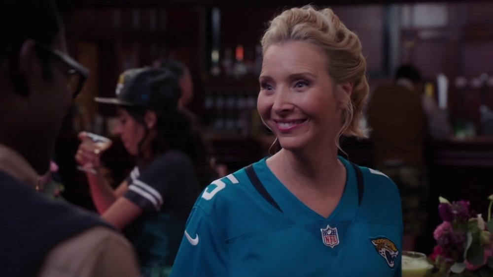 Lisa Kudrow appears as Hypatia on The Good Place