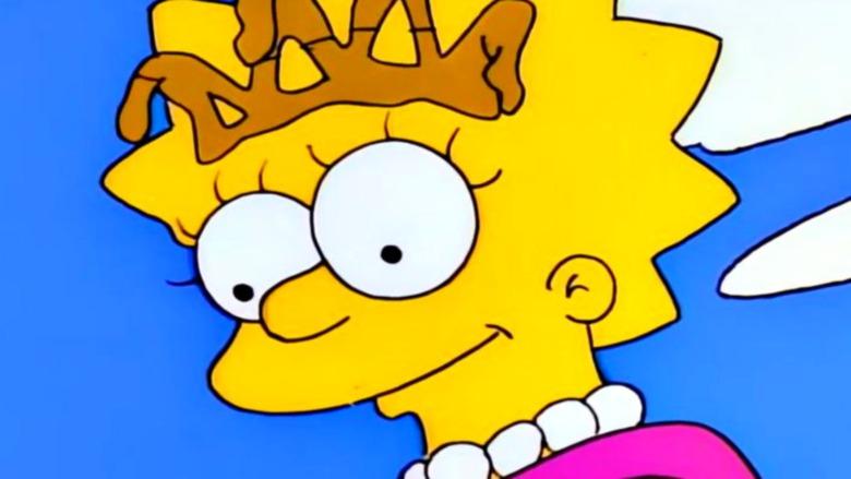 The Simpsons Lisa Simpson