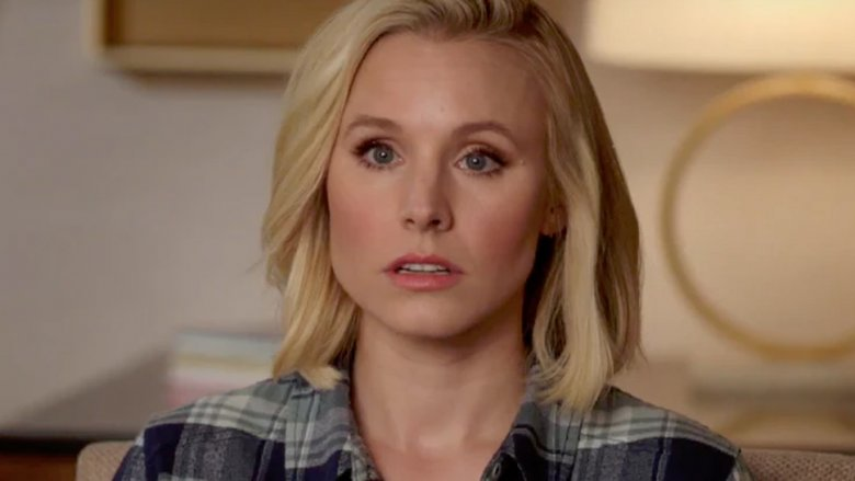 Kristen Bell as Eleanor Shellstrop on The Good Place