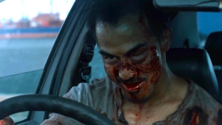 Joe Taslim in The Night Comes for Us