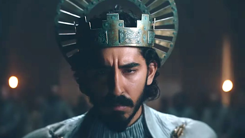 Dev Patel as Gawain from The Green Knight trailer