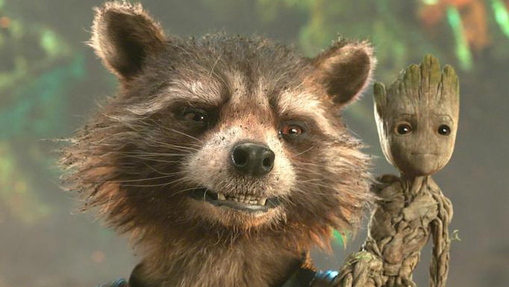 Rocket Raccoon Guardians
