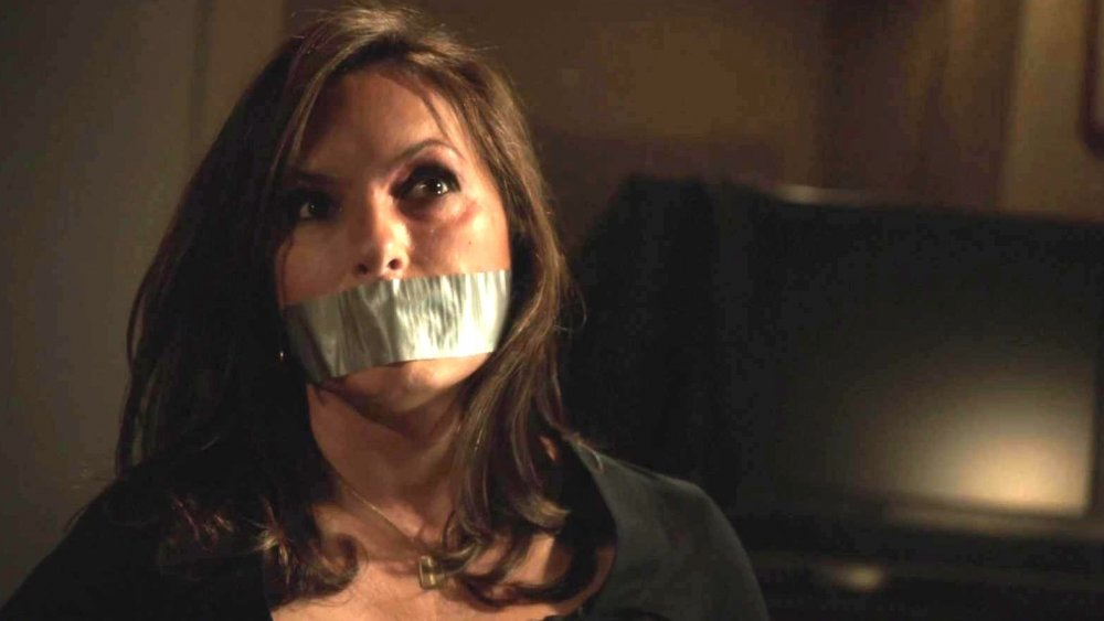Mariska Hargitay plays Olivia on Law & Order: Special Victims Unit