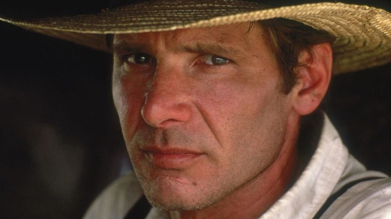 Harrison Ford john book hat