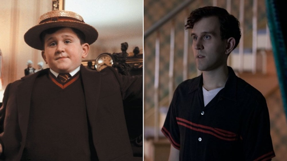 Harry Melling in Harry Potter and The Queen's Gambit