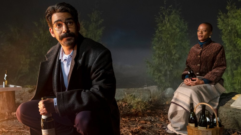 Rahul Kohli and T'Nia Miller on The Haunting of Bly Manor
