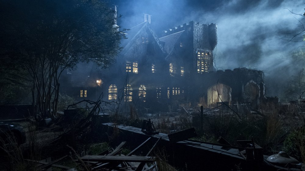 Hill House, as seen on The Haunting of Hill House