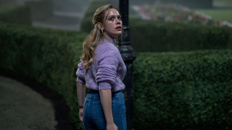 Victoria Pedretti as Dani on Netflix's The Haunting of Bly Manor