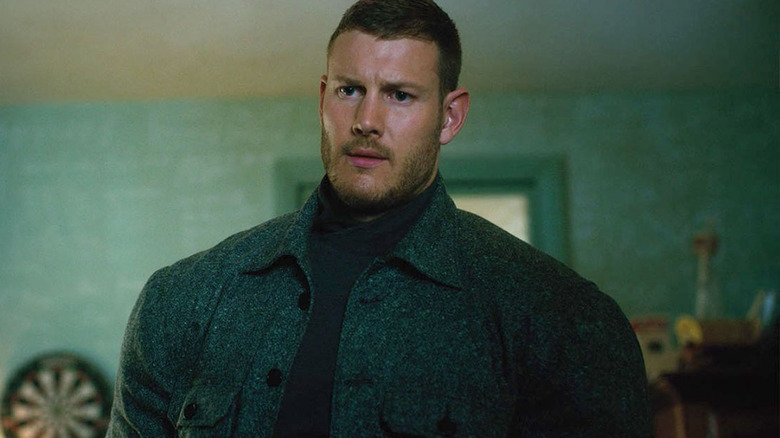 Tom Hopper as Luther on The Umbrella Academy