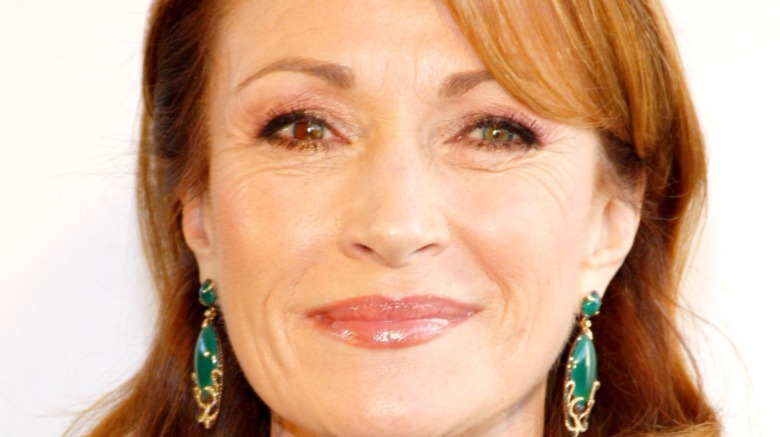 A Close up of Jane Seymour