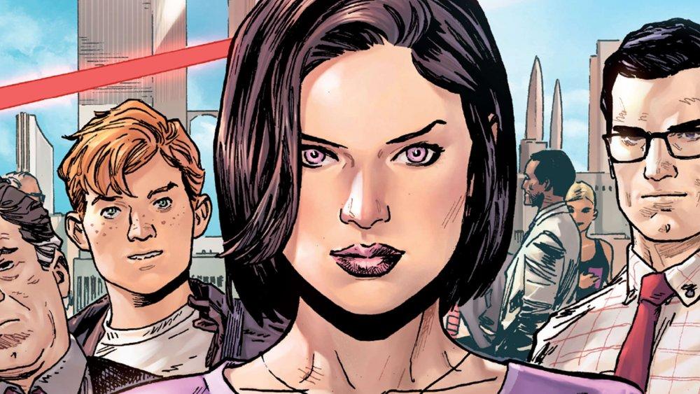 Lois Lane, from DC Comics