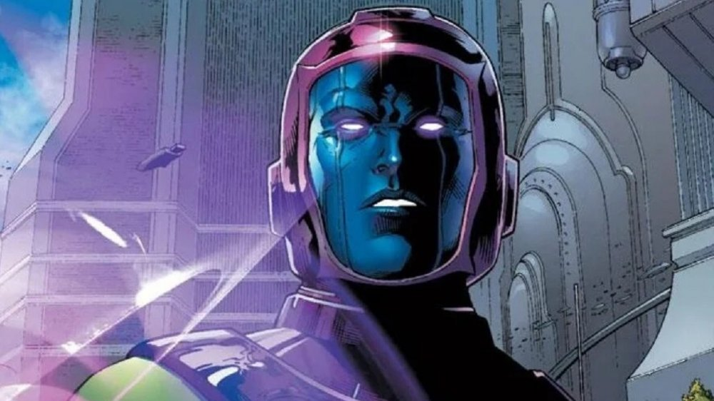 Kang the Conqueror from Marvel Comics