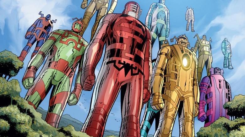 Marvel's Celestials