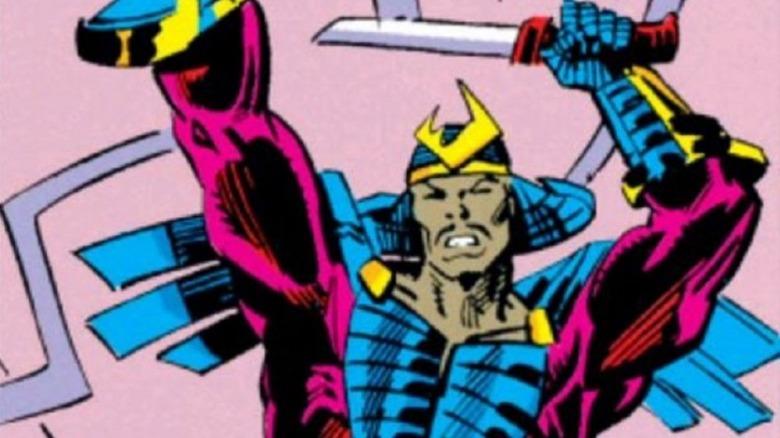 Kingo Sunen of the Eternals from Marvel Comics