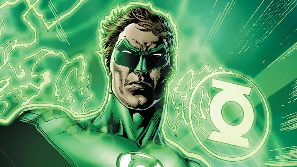 Hal Jordan, AKA Green Lantern, from DC Comics