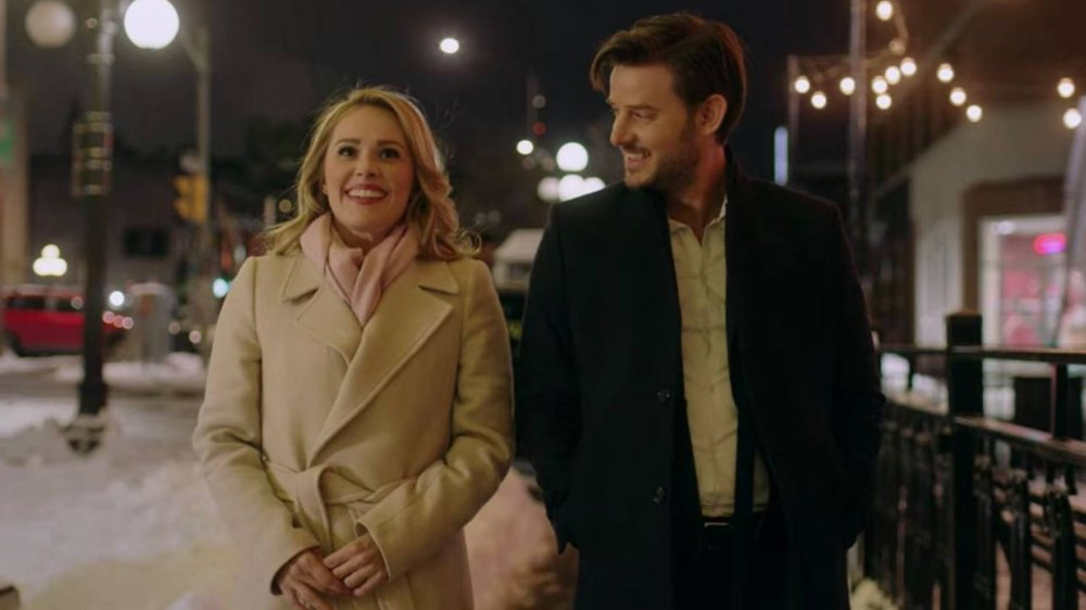 Natalie Hall and Evan Williams star in Midnight at the Magnolia