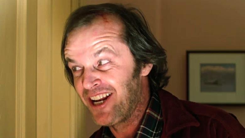 Jack Nicholson as Jack Torrance