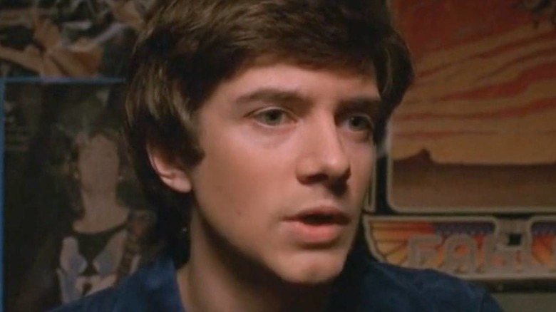 Eric Forman in the circle