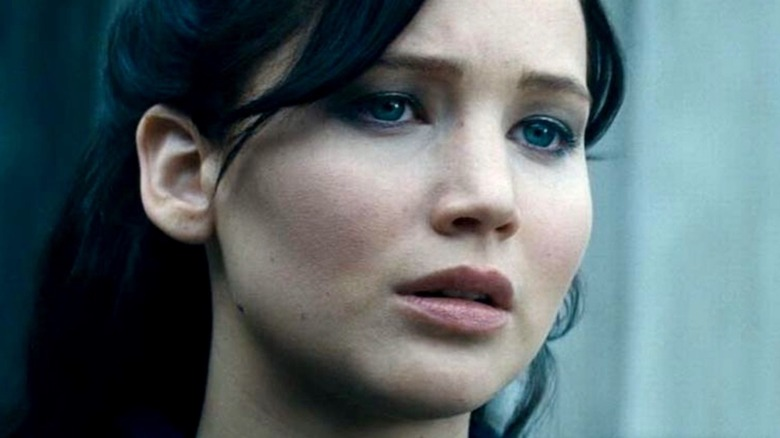 Lawrence in the Hunger Games