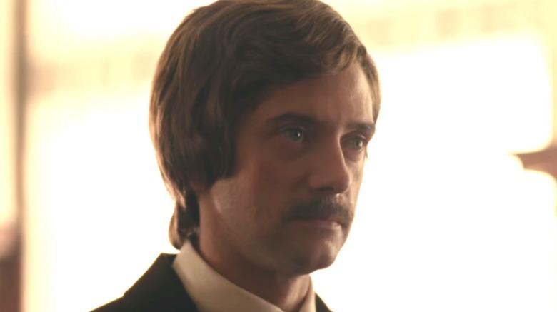 Topher Grace as David Duke