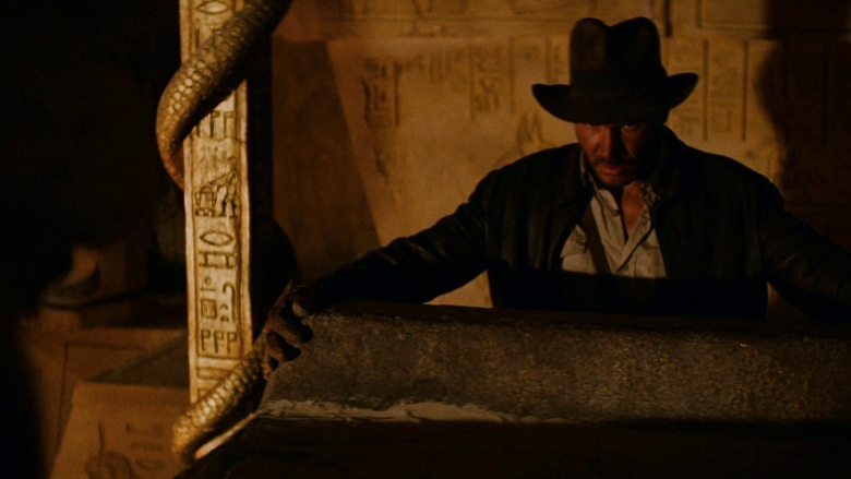 The unknown Han Solo/Indiana Jones crossover story