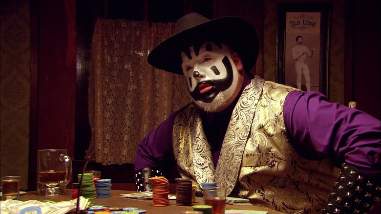 Big Baby Chips at poker table
