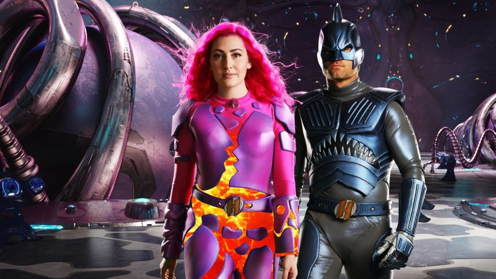 Sharkboy and Lavagirl return in Netflix's We Can Be Heroes
