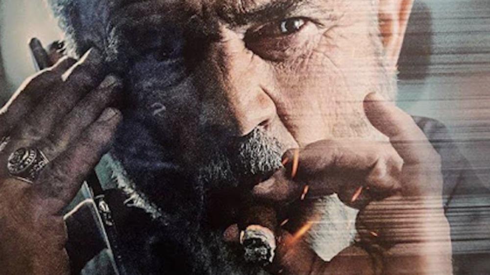 Mel Gibson in Boss Level