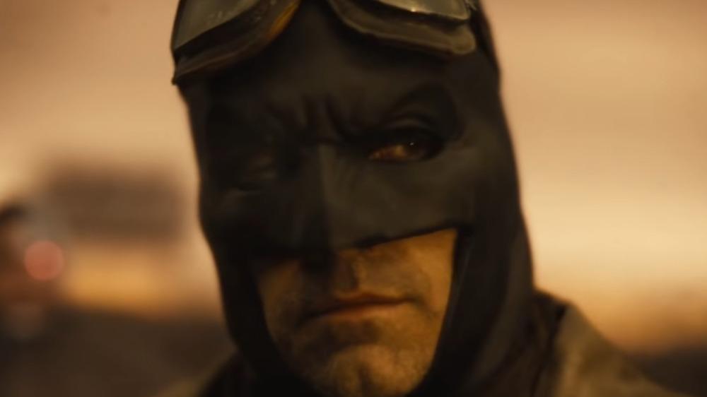 Snyder Cut Batman future