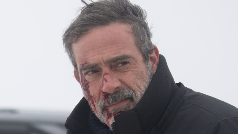 Jeffrey Dean Morgan Jacob Kanon bloody face