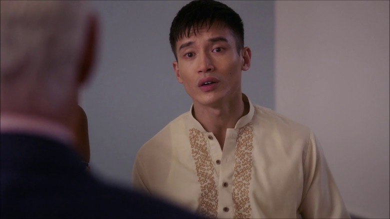 Manny Jacinto on The Good Place