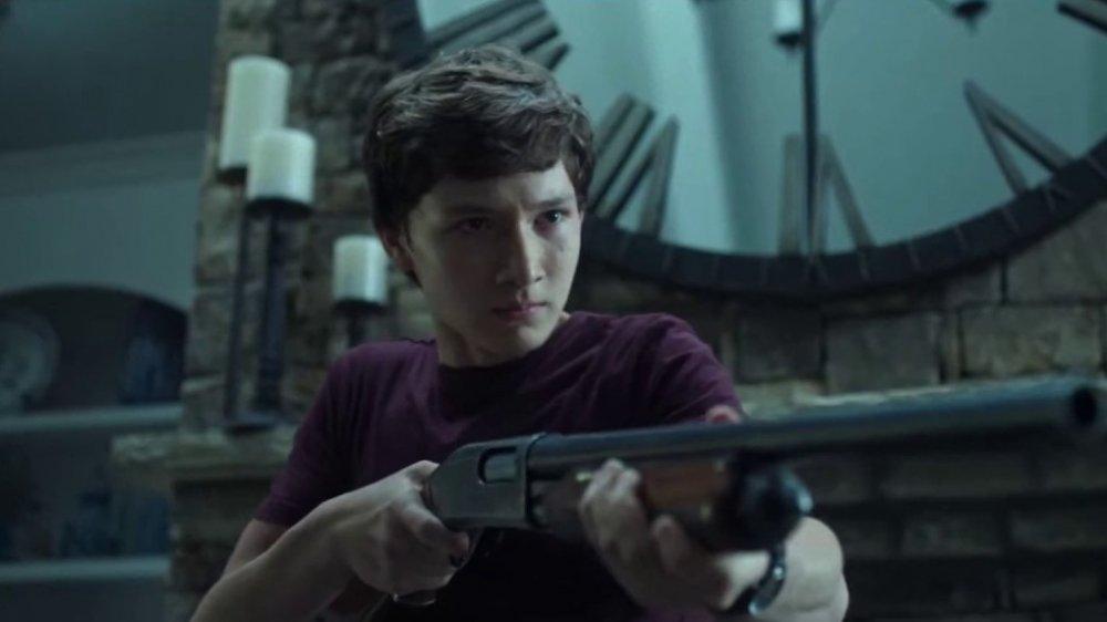 Skyler Gaertner as Jonah in season 3 of Ozark