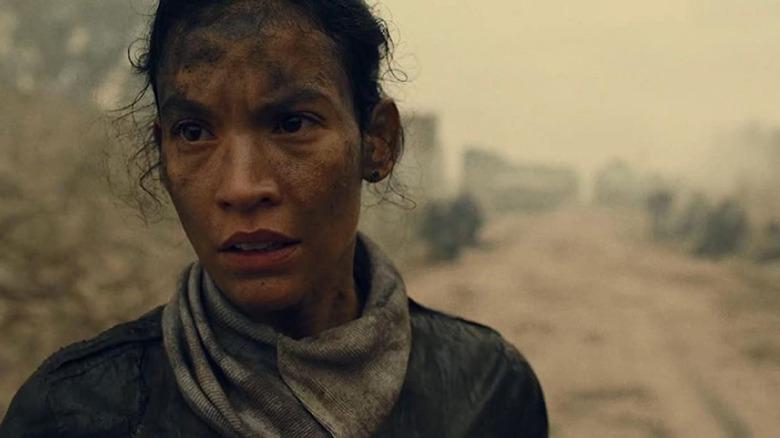 Danay Garcia as Luciana Galvez on Fear the Walking Dead