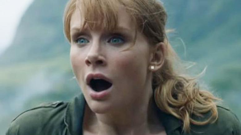 Bryce Dallas Howard Jurassic World: Fallen Kingdom