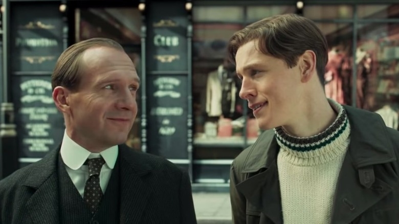 Scene from The King's Man